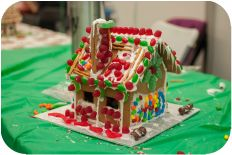 Habitat for Humanity Gingerbread House Build @ Ontario Science Centre