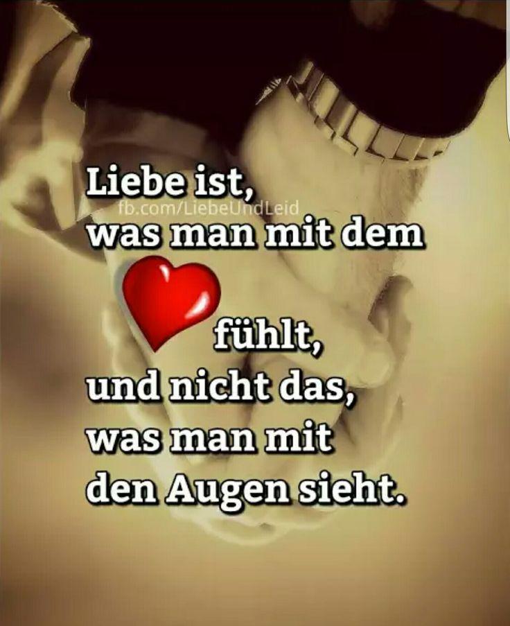 #Liebe ❤ ist, was man mit dem ❤ #fühlt...