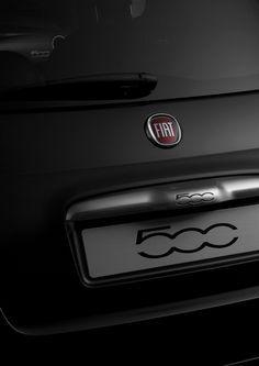 Fiat 500 « Black Jac