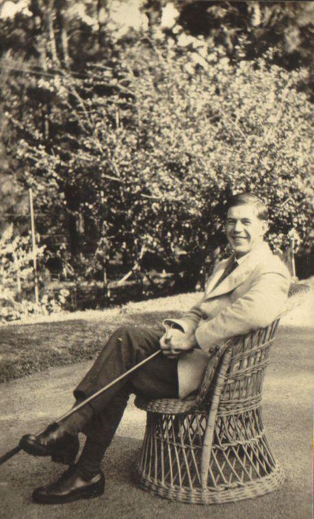 Vyvyan Watson, June 1917