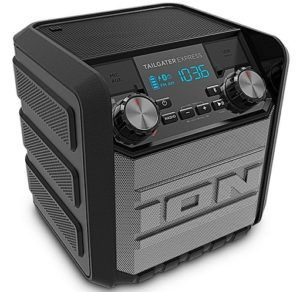 Find the Great Ion Block Rocker Bluetooth Portable Speaker System