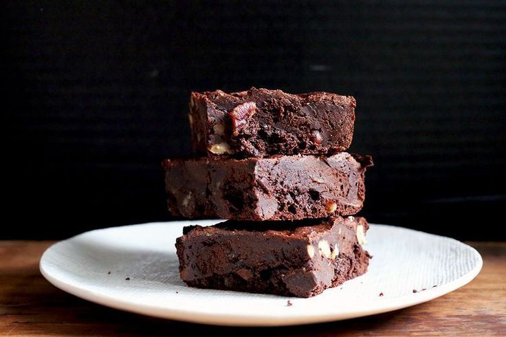 Fudgy Pecan Brownies recipe on Food52