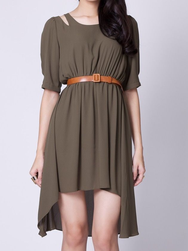 Image of GI Jane Dress