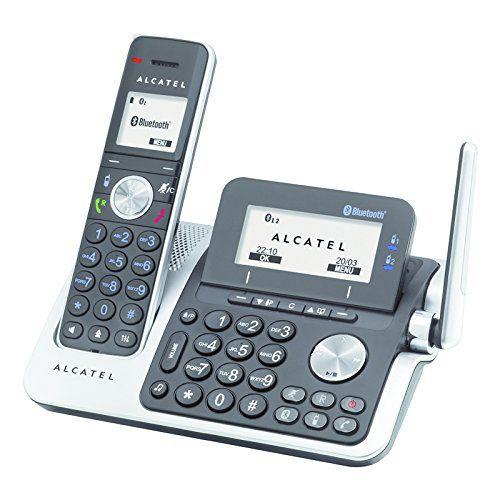 Alcatel XP2050 Téléphone numérique sans fil Bluetooth Noir #Alcatel #Téléphone #numérique #sans #Bluetooth #Noir