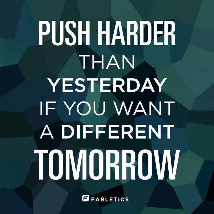 Push harder than yesterday if you want a different tomorrow. #argylebootcamp #argylebootcamp #argyleadventurebootcamp