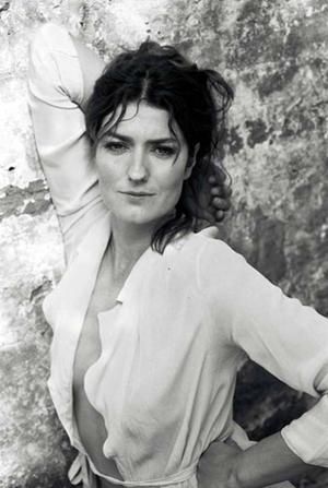 Anna Chancellor, another possible Janet ,Lady Fleming...