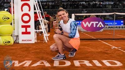 Simona Halep, locul 8 WTA, a castigat a doua oara consecutiv turneul de categorie Prmier Mandatory de la Madrid, dupa ce a invins-o, sambata, cu scorul de 7-5, 6-7 (4), 6-2, pe frantuzoaica Kristina Mladenovic, locul 17 WTA. Acesta este al 15-lea turneu castigat de Simona Halep la simplu, in cariera profesionista, primul in acest ...