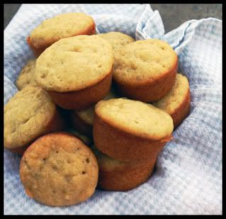Julianne s Mini Banana Muffins - Go Dairy Free