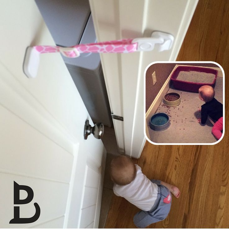 Especially because cleaning supplies are in the same room as cat box. Don\u0027t let your little exploring baby get into the cat supplies. Use Door Buddy® which ... & 50 best The Door Buddy Showcase images on Pinterest | Litter box ...