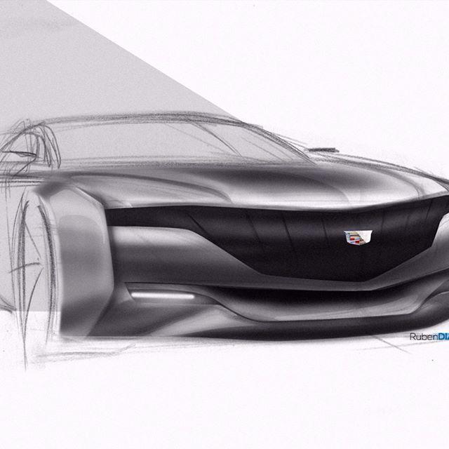Render 1   #design #ilovecars #transportationdesign  #automotivedesign #sketch #cadillac #productdesign #designcars #vintagecar #conceptcar #cadillacdesign #designcarinprogress #car #automotive #