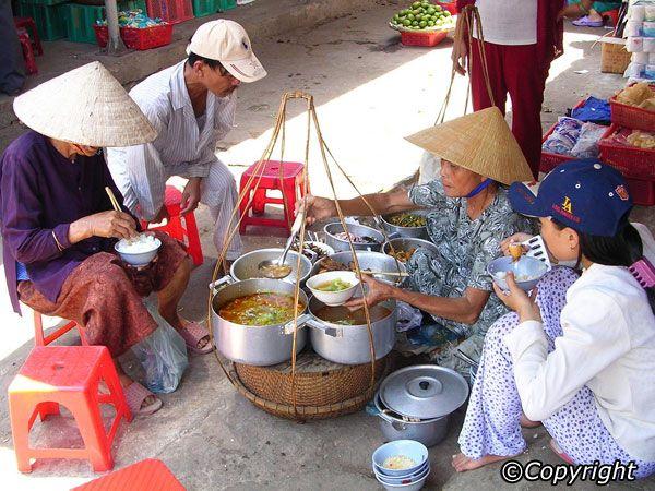 What Is Vietnamese Street Food