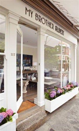 #exterior # 70 + #ideas #exterior 70+ idéias sinalização exterior frentes de loja 70+ Id …   – Garage shop