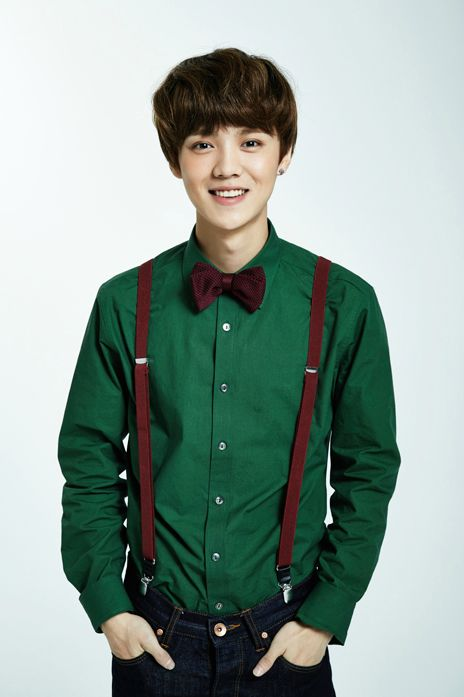 EXO Miracles in December: Special Mini Album (2013.12.10) EXO's Luhan