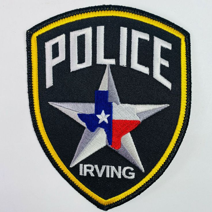 Irving Police Dallas County Texas Patch в 2020 г
