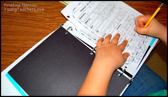 teaching writing summaries