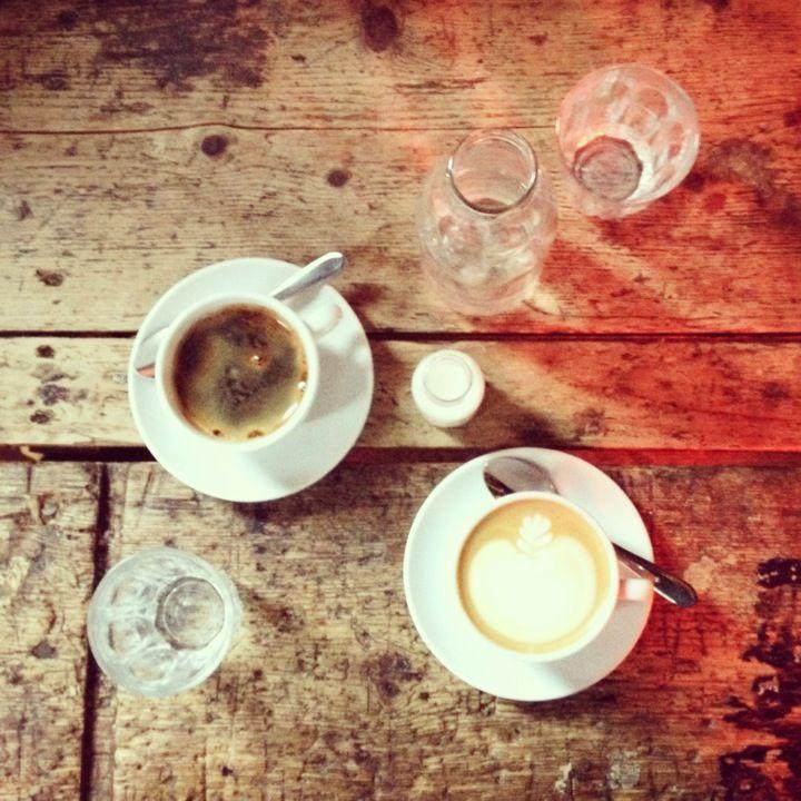 Workshop Coffee Co.  in #london - @buzzispace #100design