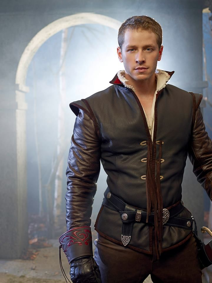 "Josh Dallas: Principe James ""Azzurro""/David Nolan"