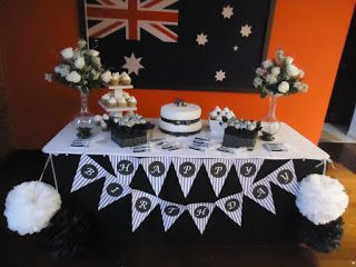Beula decoraciones, decoracion de eventos tematicos e infantiles: Fiesta Blanco…