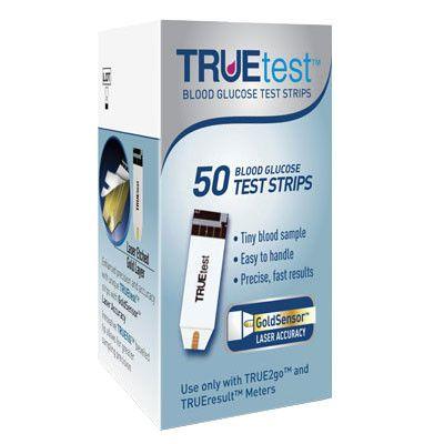 Truetest Glucose Test Strips Products Pinterest