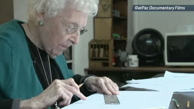 At 100, Cuban-American Painter Carmen Herrera Prepares for Whitney Exhibition