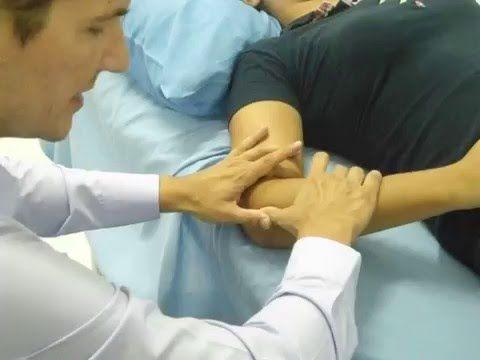 Avaliação e Tratamento COTOVELO (Maitald) Clínica de Fisioterapia Dr. Robson Sitta - YouTube