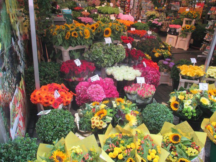 Amsterdam - Bloomenmarkt