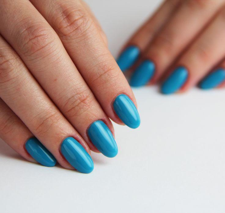 #siren #bluegreen #longnails