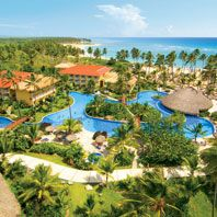 Apple Vacation to Dreams Punta Cana Resort and Spa- has two bedroom family room