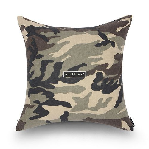 nother Camouflage Cushion (Desert)