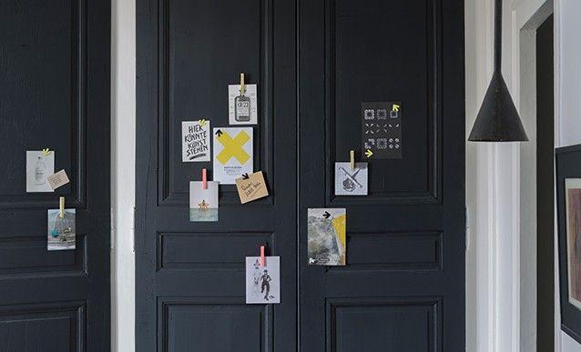 17 best ideas about peinture aimant e on pinterest porte. Black Bedroom Furniture Sets. Home Design Ideas