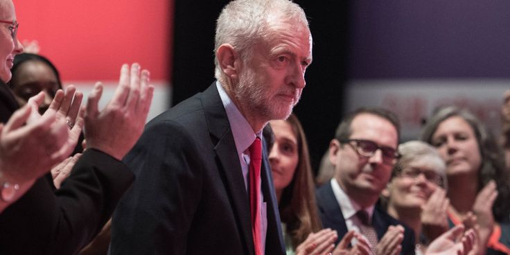 Labour Party Conference 2016 Sees Jeremy Corbyn Win Please Conservative Voters