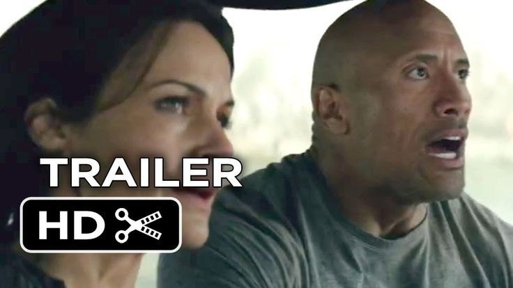 LA crumbles in a New Trailer for 'San Andreas' starring Dwayne The Rock Johnson.