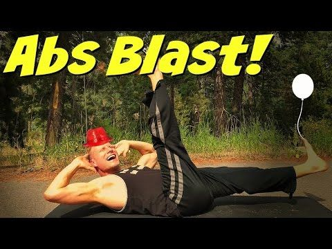 15 Min At Home Intense Abs Workout - Yoga Core HIIT Bodyweight Exercises - Shakespeare Ending - YouTube