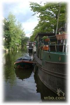 Amsterdam Houseboat rental...