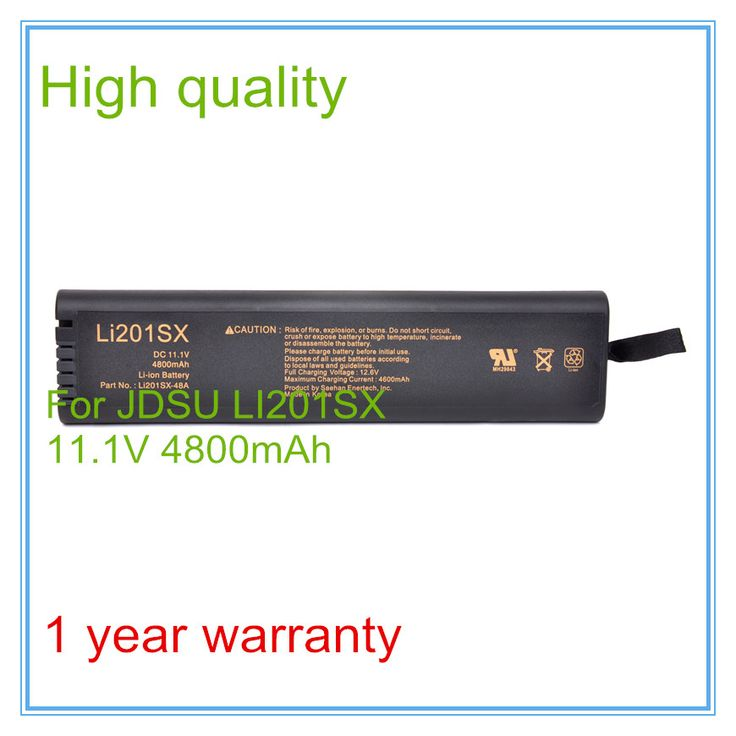 >> Click to Buy << LI201SX,LI201SX-48A battery For INNO DS8000B ,For GC724A,JD723A,For GemComm GC724A,GC72450521 Standing Wave Ratio battery #Affiliate