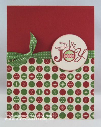 Handmade Christmas Card Idea with Card Making Tips for All Occasions