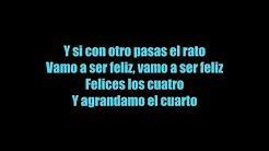 Felices Los 4 (LETRA) Maluma - YouTube