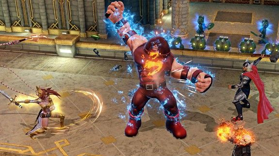 Free-to-play Diablo-style RPG Marvel Heroes will be shut down Disney confirms
