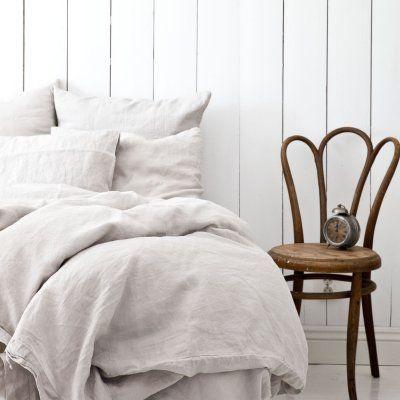 sängkläder linne Tell Me More