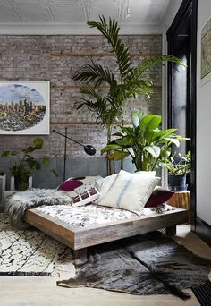 INSPIRATION 450 Retro BedroomsInterior Design