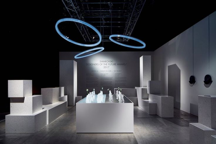 Swarovski Designers of the Future Award 2017: at Design Miami/ Basel emerging designers apply cutting-edge technologies to crystal.