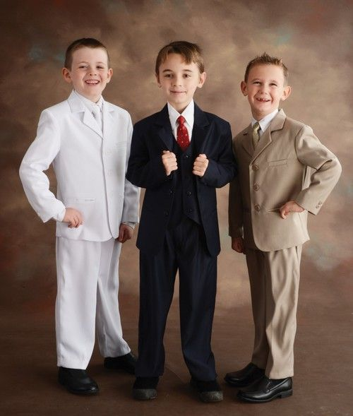 First Communion Boys Suit |
