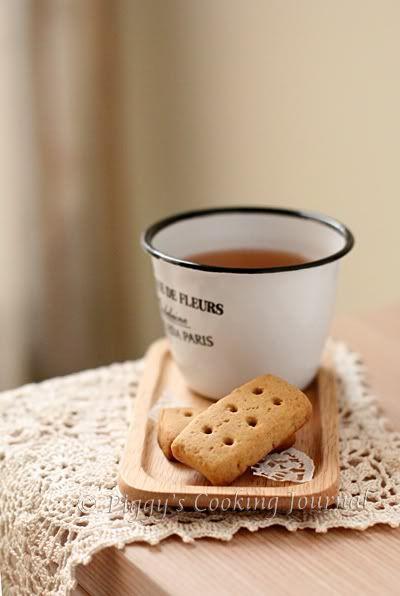 Recipe: Kinako (Roasted Soybean Flour) Cookies|きなこクッキー