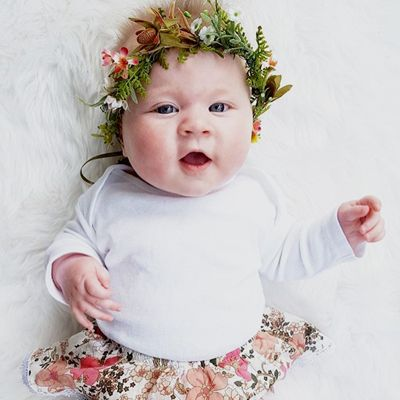 http://lillyandlace.com.au/product-category/flower-crowns/flower-crowns-silk-quality-womens-wedding/ Australian Native Silk Flower baby floral crown