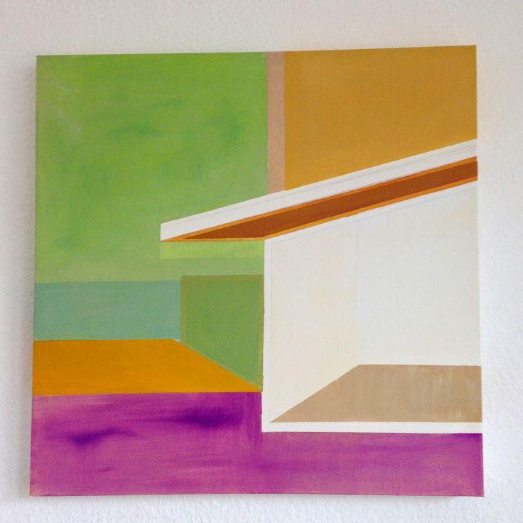 MAARTJE VAN BROEKHUIZEN: schilderen op canvas
