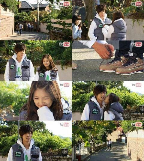 Playful kiss special episode. Cute, sweet and funny! Kim Hyun Joong como Baek Seung Jo y Jung So Min como Oh Ha Ni.