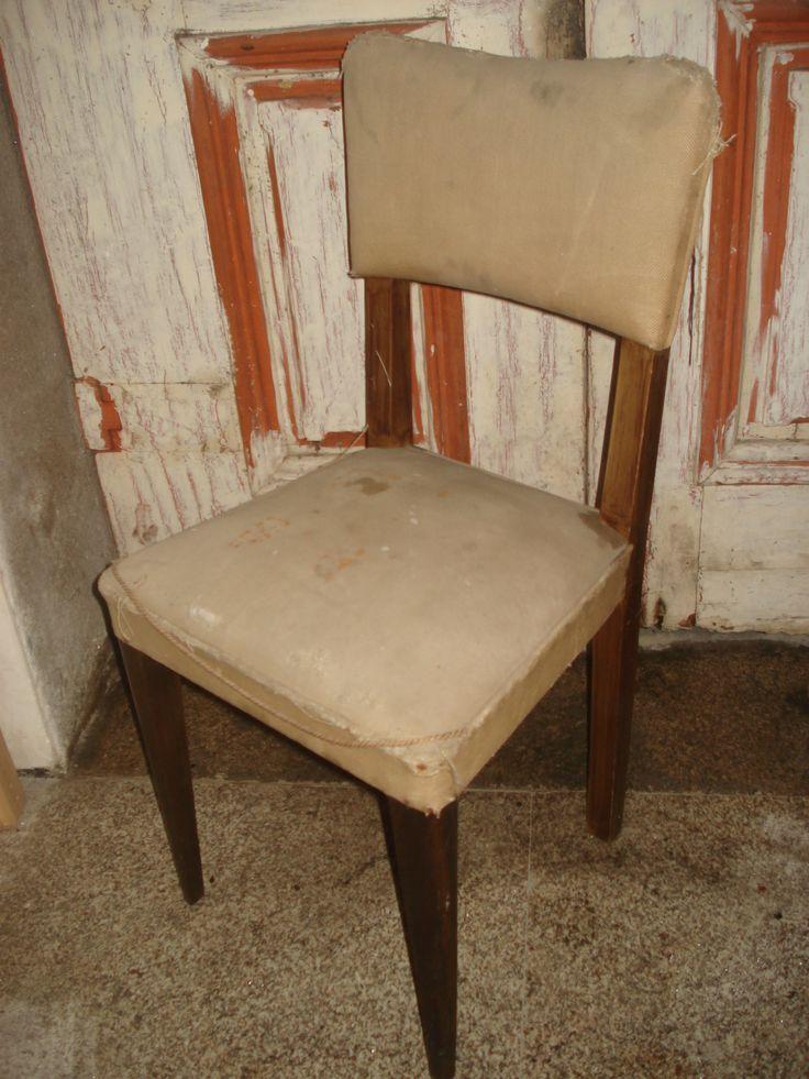 Cadeira anos 60 40€