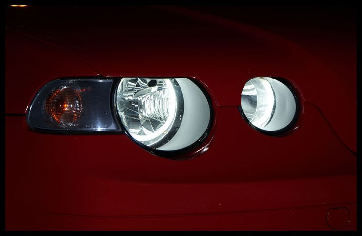 E46 compact angel eyes