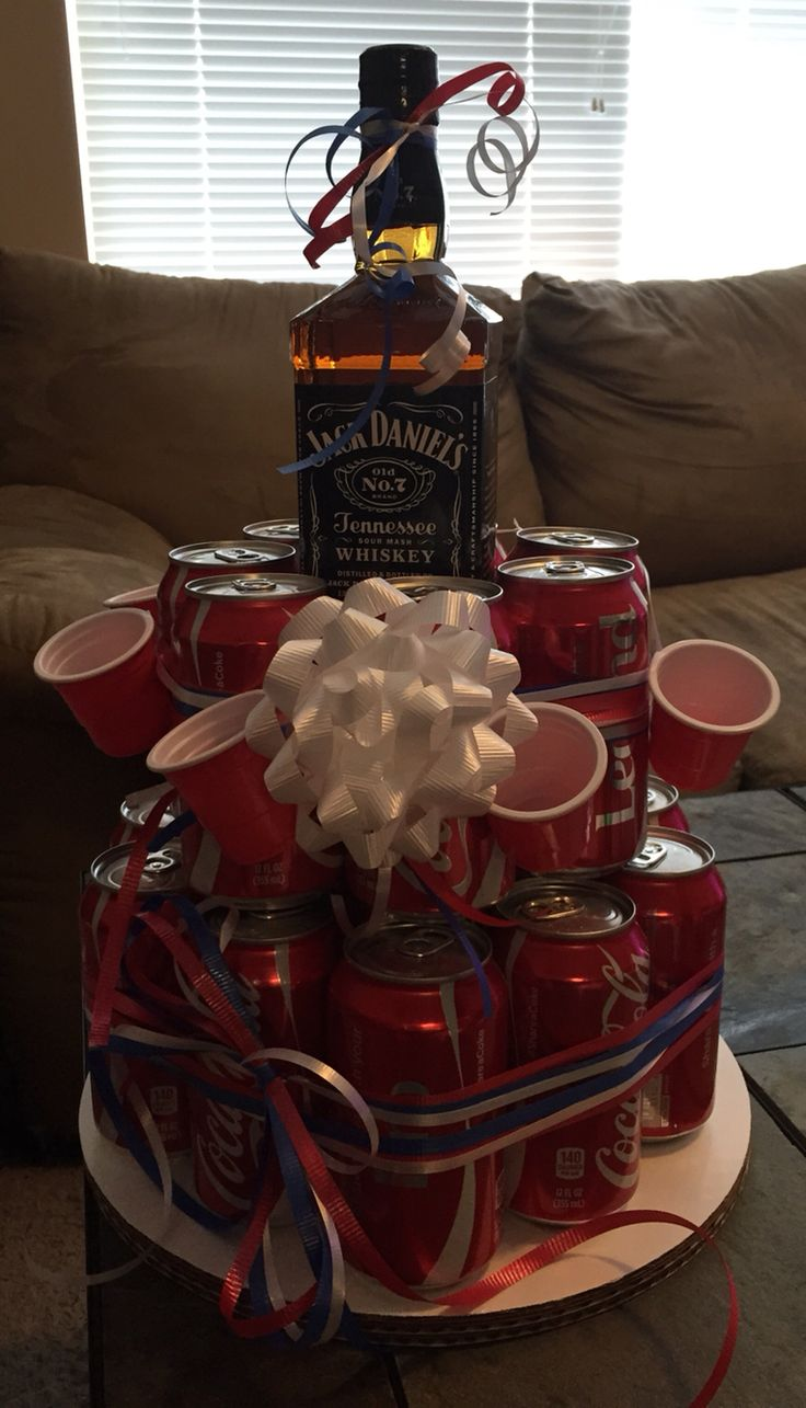Jack & Coke tower