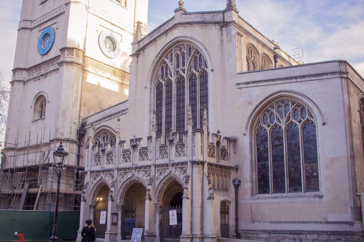 St. Margaret's Church, a free alternative to visiting Westminster Abbey in London, England